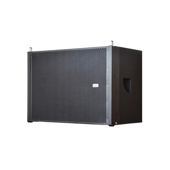 סאב מוגבר למערכת ליין אריי Soundking G210SA