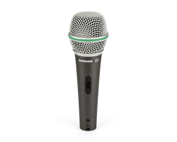 מיקרופון דינמי Samson Q4