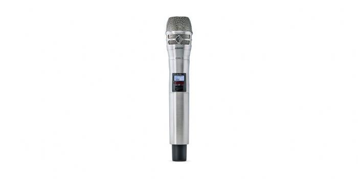 מיקרופון אלחוטי Shure ULXD24E/K8B