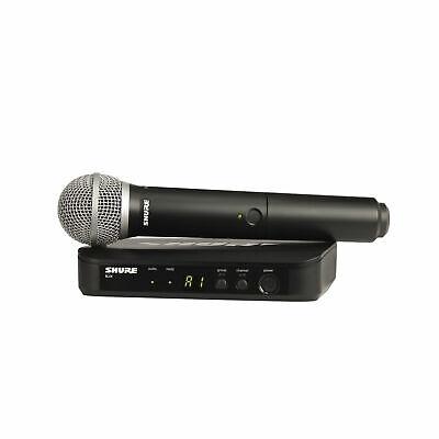 מיקרופון אלחוטי Shure QLXD24/PG58