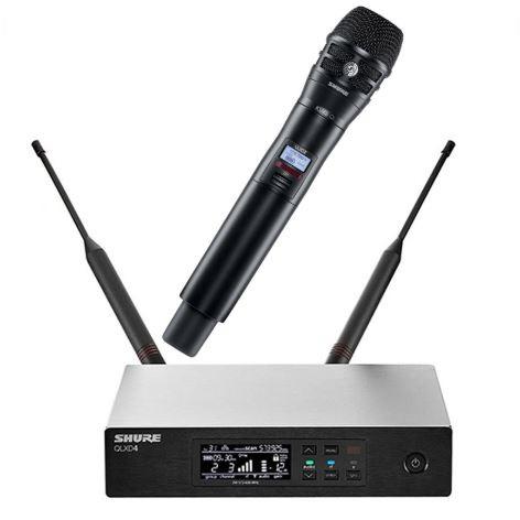 מיקרופון אלחוטי Shure QLXD24/K8B