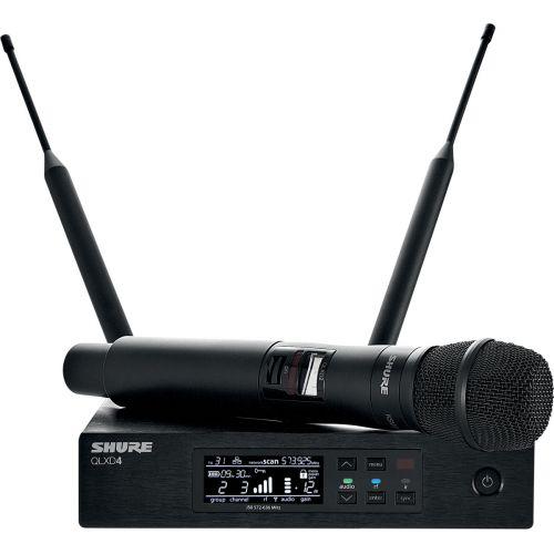 מיקרופון אלחוטי Shure QLXD24/KSM9