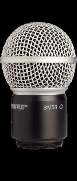 ראש מיקרופון אלחוטי Shure SM58