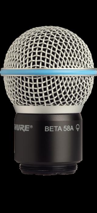 ראש מיקרופון אלחוטי Shure Beta58A