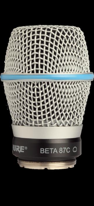 ראש מיקרופון אלחוטי Shure Beta 87C
