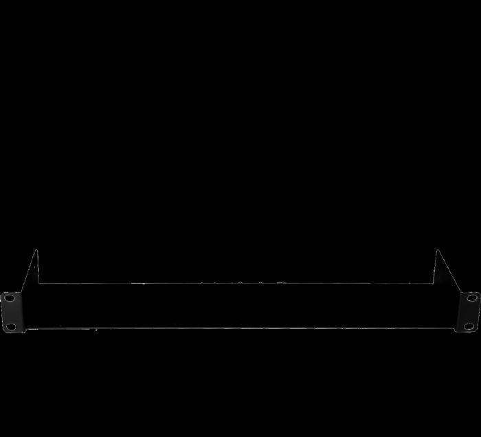 מדף התקנה במארז למקלטים אלחוטיים Shure URT2