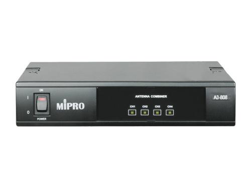 קומביינר ל4 אנטנות Mipro AD-808