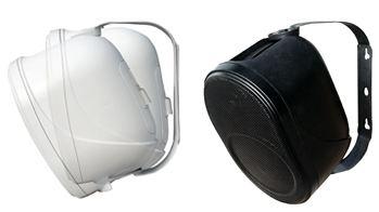 זוג רמקולים פאסיביים בצבע שחור AST H-5B