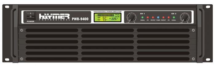 מגבר כוח Haymer PWR-9400