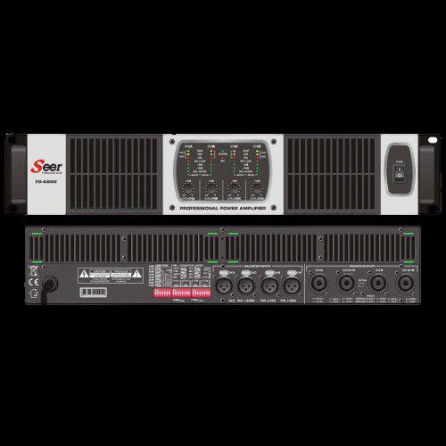 מגבר Seer AMP TD6800