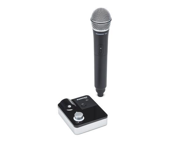 מיקרופון אלחוטי ידני SAMSON Stage XPDm Handheld System