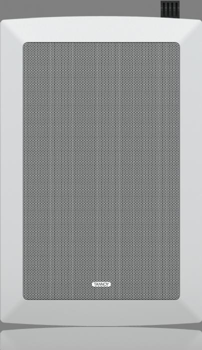 רמקול שקוע קיר מלבני Tannoy iW 6DS-WH
