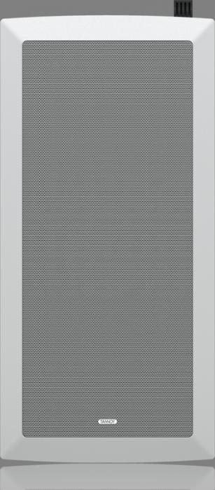 רמקול שקוע קיר מלבני Tannoy iW 62DS-WH