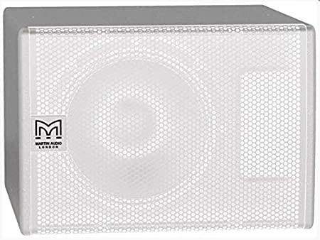 סאב פסיבי בצבע לבן Martin Audio SX110-W