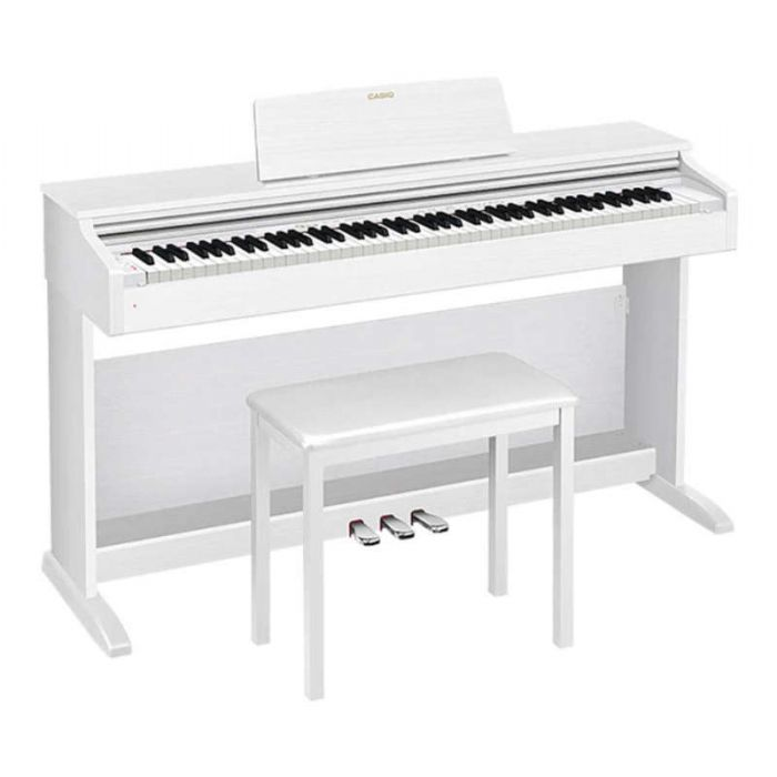 פסנתר חשמלי Casio AP-270 WH