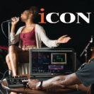 ציוד אולפן ופתרונות אודיו - ICON Audio