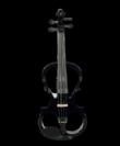 כינור חשמלי 4/4 קומפלט Vivaldi VE008B-WH
