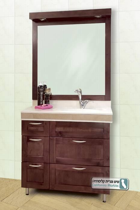 ארון אמבטיה, דגם קרן 100