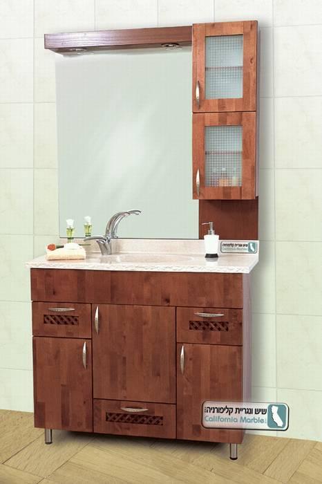 ארון אמבטיה, דגם שנקין 105