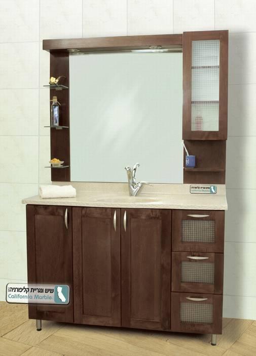 ארון אמבטיה, דגם דיזנגוף 130
