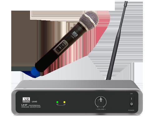 מיקרופון אלחוטי ידני AR