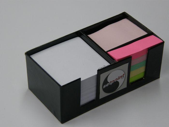 קופסא ממו עם הדפסה