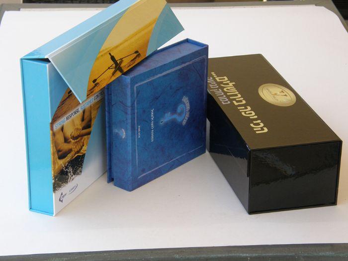 קופסאות בגדלים שונים