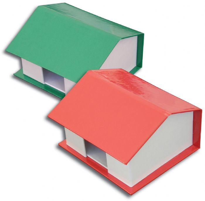 קופסת דפי ממו קטן צבעוני