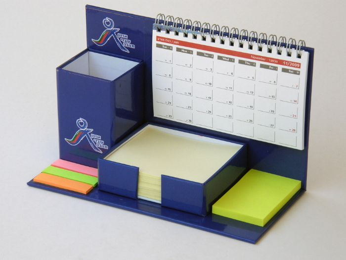 מעמד שולחני לוח שנה