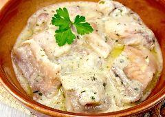 תבשיל דגים