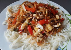 Stir-Fried Noodles by Sir HaSirim