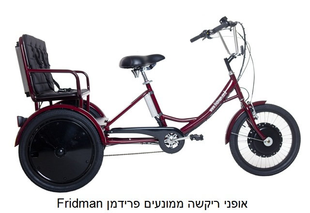 מיוחדים אלבום - אופניים חשמליות עם כל סוגי הערכות - פרידמן אופניים FI-33