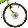 F4 - ערכה להסבת כל אופניים לחשמליים 48V, כולל הרכבה