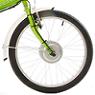 F2 - ערכה להסבת כל אופניים לחשמליים 24V, כולל הרכבה