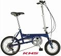 אופניים מתקפלים אייפד KHS i-Ped