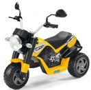 אופנוע דוקטי סקרמבלר לילדים 6V, פג פרגו