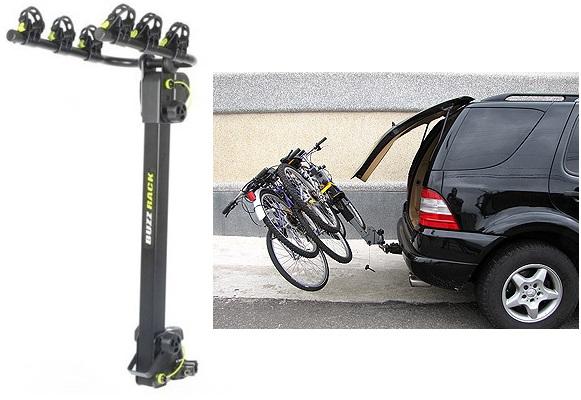 תוספת מנשא ל-3 זוגות אופניים לוו גרירה של רכב - פרידמן אופניים FF-19
