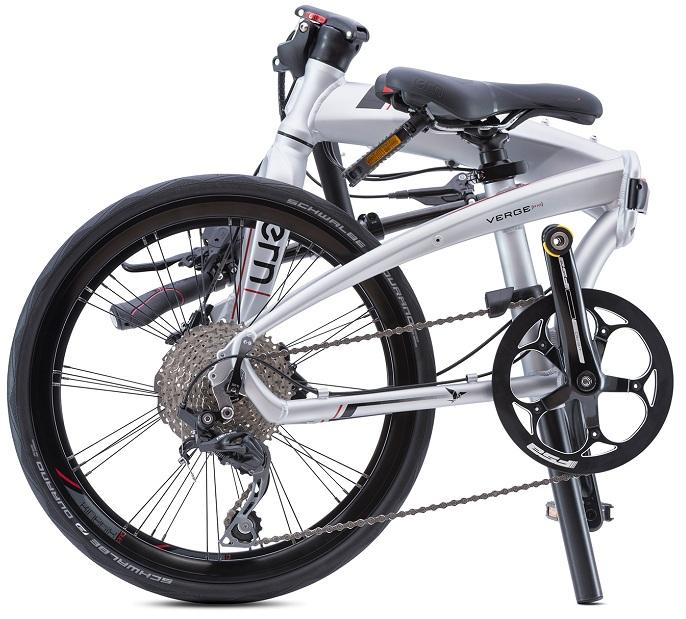 מתקדם אופניים מתקפלים טרן וורג' Tern Verge P10 - פרידמן אופניים XV-25