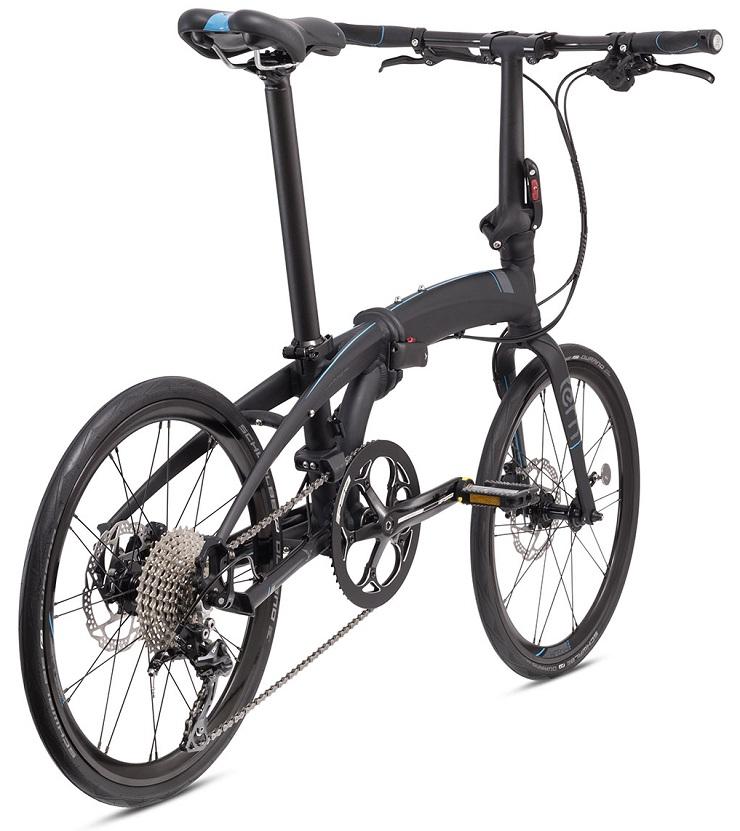 ניס אופניים מתקפלים טרן וורג' Tern Verge P10 - פרידמן אופניים WP-51