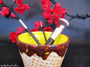 בלוג אורח: SIGMA | ממתקים לכבוד ראש השנה: סקירת מברשות - מהבלוג של טלי מינץ