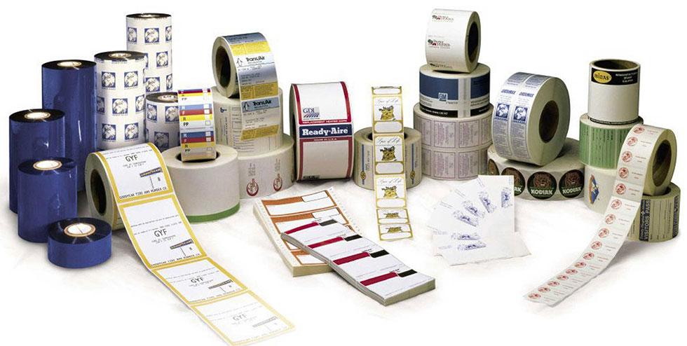 הדפסת מדבקות בגלילים,בגליל,משי,ויניל,קריסטל