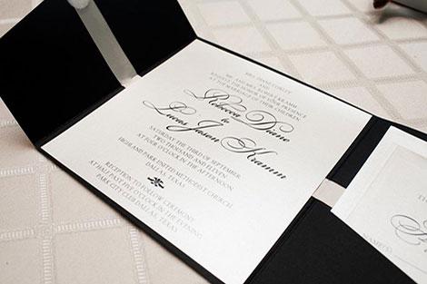 הזמנות מיוחדות לחתונה