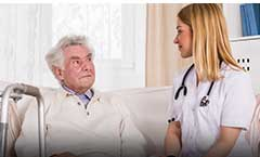 טיפול סיעודי בבית הקשיש