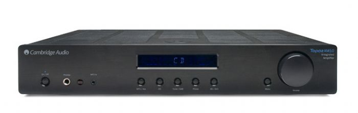 מגבר סטריאו CAMBRIDGE AUDIO TOPAZ AM10