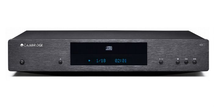 נגן CD CAMBRIDGE AUDIO CXC