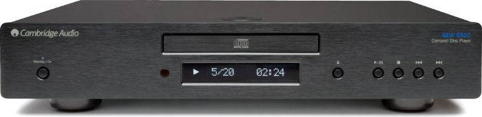 נגן CD CAMBRIDGE AUDIO 651C