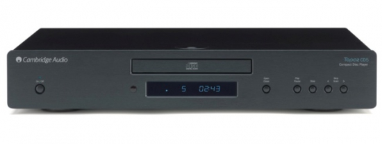 נגן CD CAMBRIDGE AUDIO CD5