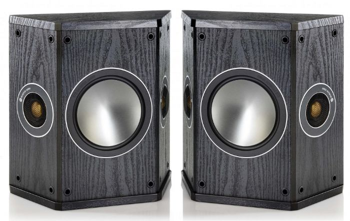זוג רמקולים MONITOR AUDIO BRONZE FX