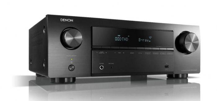 רסיבר DENON AVR-X550BT