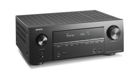 רסיבר DENON AVR-X2500BT